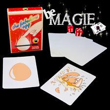 Oeuf à travers la table - Fabulous Egg - Tour de magie