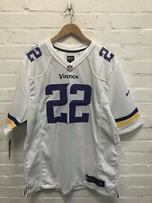 Minnesota Vikings Nike NFL Men's Road Game Jersey - XL - Smith 22 - New