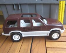 PLASTIVAN toy vehicle Detroit Secron car Society of Plastics Engineers SUV
