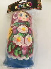 Russian Matroshka Nesting Doll 7 Piece Fairy Tales