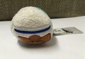 Disney Store Tsum Tsum Mini Soft Plush Beanie The Incredibles FROZONE Pixar Rare