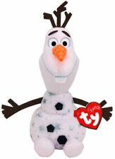 TY FROZEN 2 Beanie OLAF with SOUND Soft Toy 30cm