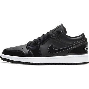 New Nike air Jordan Retro 1 Low ASW Black White Mens Size 8.5 Sneaker DD1650-001