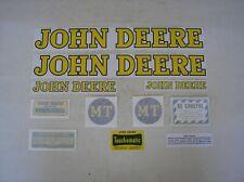 John Deere Mt New Decal Set For Tractors 21 42 1