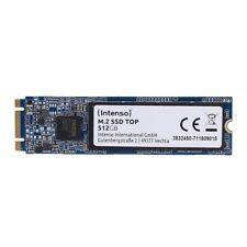 Intenso M2.SSD Festplatte 512GB