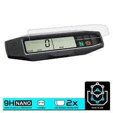 KTM 690 ENDURO R (2021-) NANO GLASS Dashboard Screen Protector x 2