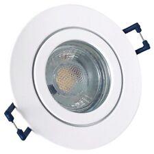 3W SMD GU5.3 Einbauleuchten Aqua IP44 Eckig LED Bad Einbaustrahler 12V inkl
