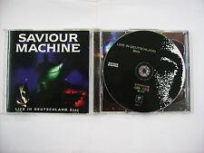 SAVIOUR MACHINE - LIVE IN DEUTSCHLAND 2002 - 2CD LIKE NEW CONDITION 2003