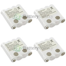 4 Two-Way Radio Rechargeable Battery Pack for Dantona COM-BP38 Empire FRS-008-NH