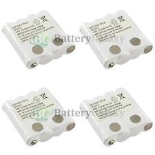 4 Two-Way Radio Battery 350mAh for Dantona COM-BP38 Empire FRS-008-NH ARAD0039