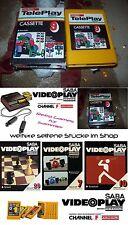 Saba VIDEOPLAY NORDMENDE teleplay Fairchild n. 9 OVP!