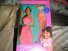 Twirly Curls Hispanic Barbie 1982 MIB!!!