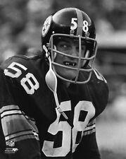 1974 Pittsburgh Steelers JACK LAMBERT Glossy 8x10 Photo NFL Football Print