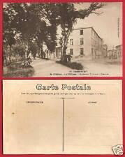 CPA Braun postcard Boulevard Thiers La Caserne LE CHATEAU D'OLERON Ile [820 R]