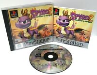 Spyro 2 Gateway To Glimmer ~ Sony PlayStation PS1 ~ PAL* Excellent Complete*