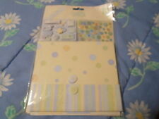 New In Package Sweet Pea Studio Mini Book Kit Baby Boy over 220 pieces