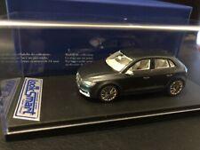 1:43 LOOKSMART MR AUDI A1 Sportback Concept Lim. 1/190 Daytona Grey LSAUDIA1SB 2