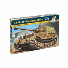 ITALERI 7012 PzJg Elefant 1/72 scale Model Kit