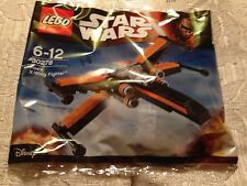 LEGO STAR WARS POE'S X-WING FIGHTER 30278 POLYBAG NEW & SEALED