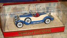 MATCHBOX - MODELS OF YESTERYEAR - 1931 STUTZ BEARCAT - Y-14 - BOXED