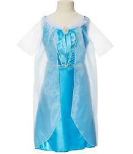 Elsa FROZEN Dress Up NEW NWT Girls 4 6 Halloween Costume Princess Gown Small 6X