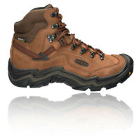 Keen Galleo Mid Mens Brown Waterproof Outdoors Walking Camping Boots Shoes