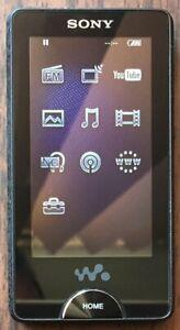Sony Walkman NW-X1060 Black 30GB