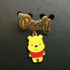 Cuties Character Dangle - Winnie the Pooh Disney Pin 48674