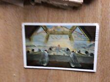 U1-3 postcard used 1960s the sacrement of the last supper salvador dali