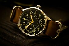 MOLNIYA Pilot soviet vintage watch marriage mechanical military 3602 USSR
