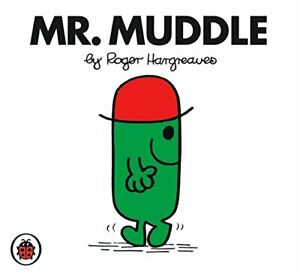 Mr Muddle by Roger Hargreaves Paperback New No. 23