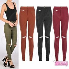 Coloured Mid Rise Slim, Skinny L30 Jeans for Women