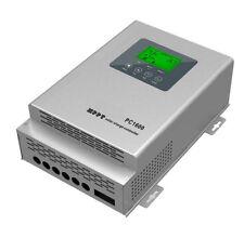 MPPT Controlador de carga solar 60A 12V24V48v Solar Panel Regulador con Pantalla