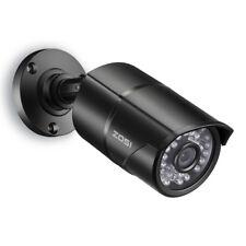 ZOSI 1000TVL Surveillance CCTV Camera Outdoor Bullet Metal For Home Security