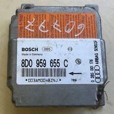 Audi A4 B5 Bj. 95-99 Airbagsteuergerät 8D0959655C / Gewährleistung / 100% OK