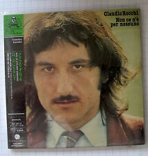CLAUDIO ROCCHI - non ce ne per nessuno REMASTERED JAPAN MINI LP CD NEU POCE-1185