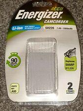 Energizer SH226 7.4V 1000mAh Rechargeable Battery - SHARP BTL226