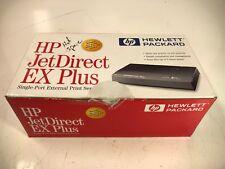 Hp Jetdirect Ex Plus 3 J2593A 3-port External Print server