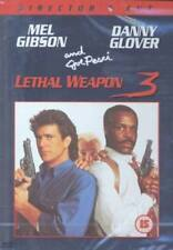 Lethal Weapon 3 (Director's Cut) DVD (2001) Mel Gibson