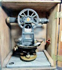 Antique Transit Keuffel & Esser. Co