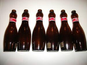 Budweiser Bowling Pin Bottle Lot of 6 1997