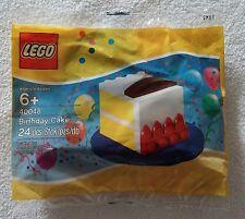 LEGO® 40048 Birthday Cake Geburtstagskuchen Promo Neu & OVP selten new sealed