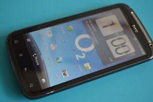 HTC Sensation  - 4GB - Black (O2 - Tesco) Smartphone (GRADE B)