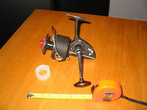 Old Vintage Dam Quick 331N Fixed Spool Coarse Sea Game Fishing Reel Tackle VGC