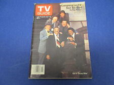 1979 TV Guide, July 7-13 Cast Of Barney Miller Congress On TV Not To Bad