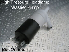 Headlamp/Headlight Washer Spray Cleaning Pump Audi 80 90 100 Cabriolet Coupe
