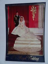 Royal Postcard.Prince Andrew/Sarah Ferguson.Wedding 1986.PLO-00527.Duke of York