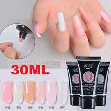 30ml Polygel Quick Building Finger Extension Nagel Gel Camouflage UV Tingling FL