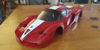 1/10 Ferrari Fxx RC custom Scaler body Axial Tamiya Traxxas losi