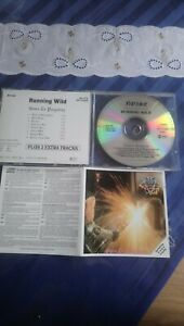 RUNNING WILD Gates to purgatory ORG 1990 Noise! Grave Digger Accept Exciter Omen